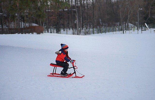 Schnee Roller